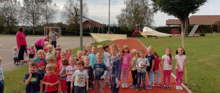 """Atletska zveza Slovenije: """"Množični tek otrok – Začni mlad, tekmuj pošteno"""""""