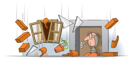 Priporočila za podporo otrokom pri soočanju s potresom